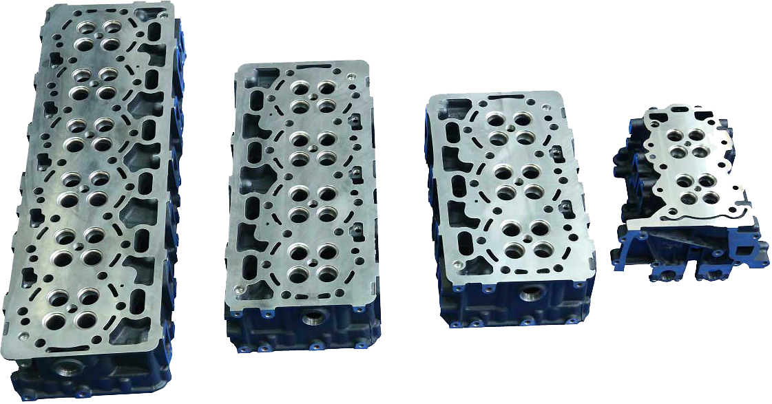 Cylinder Heads - Cooper Corp